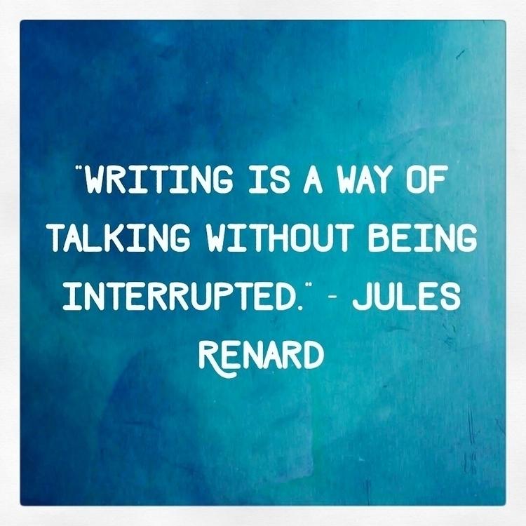 Writing talking interrupted. -  - esquirephotography   ello