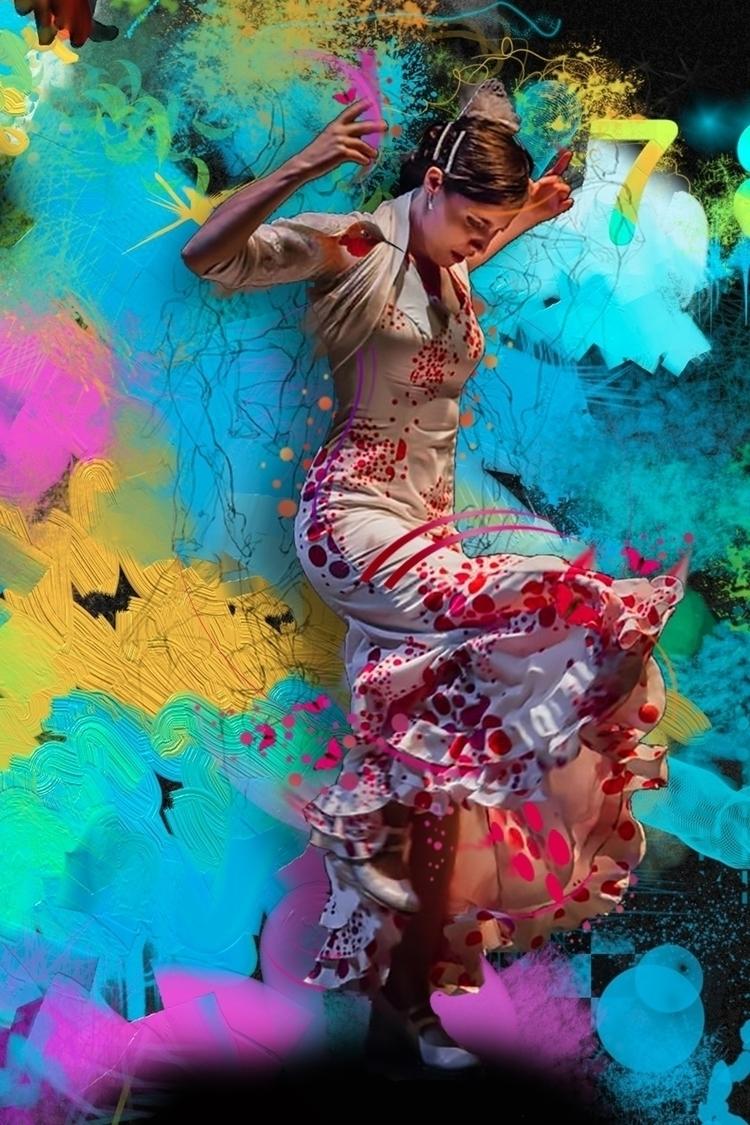 images mixing motion (Elodie Vé - lobber66 | ello