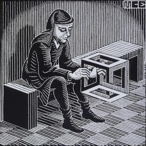 Escher - giovanniranzo | ello