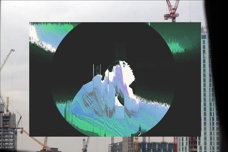 Mixing Glitch Collage Industria - errones | ello