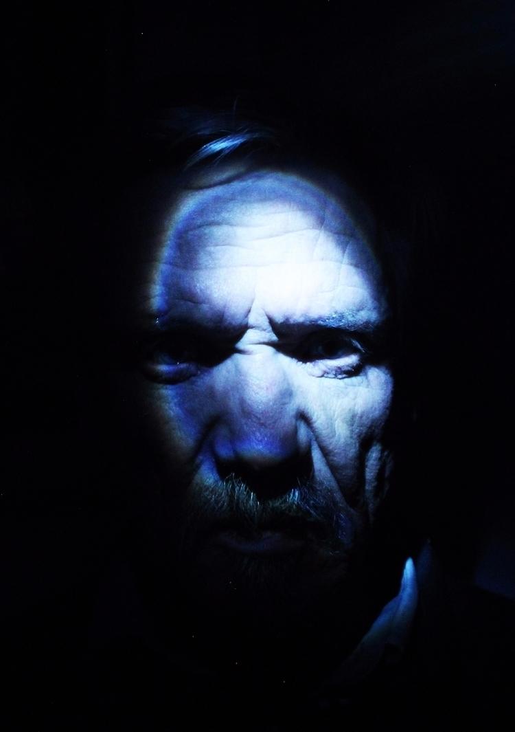 Hugh - Digital portraits - tom_stanners | ello