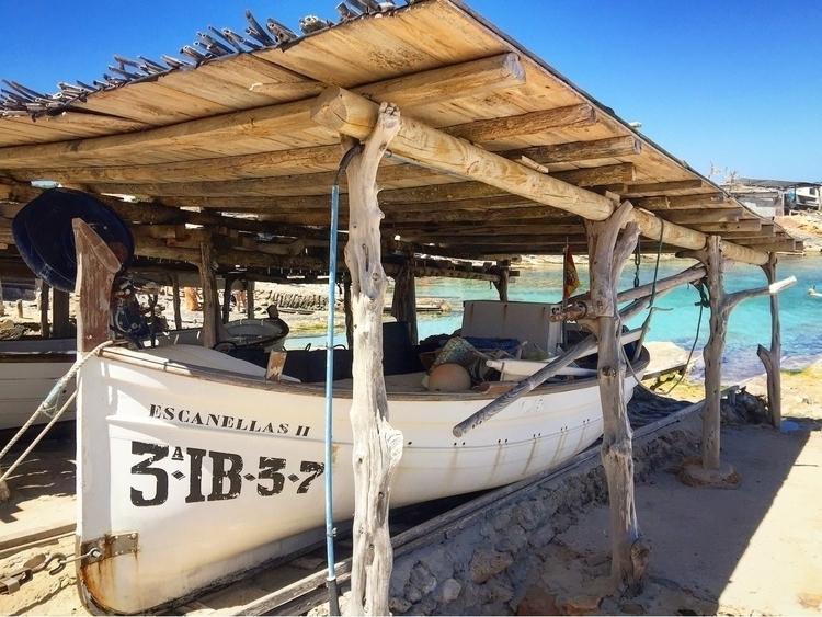 Calas de Formentera con ambient - pablojordan74 | ello