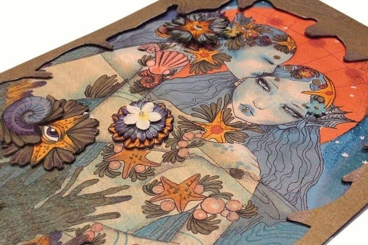Mermaids Utopia :heart:️ Experi - lalasdreambox | ello