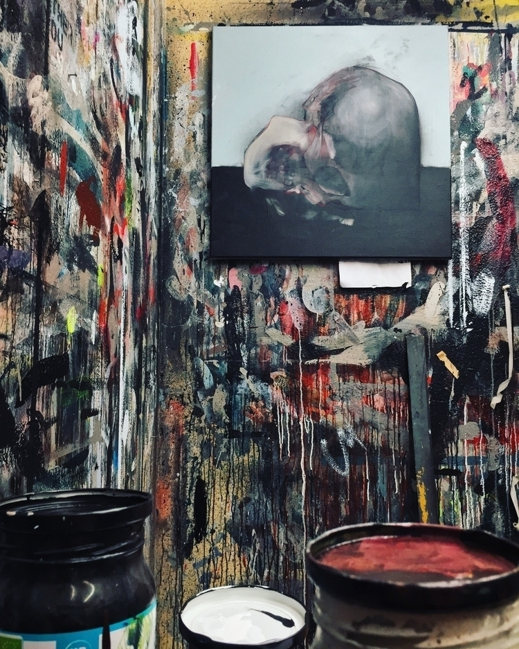 studio, art, johnreuss - reuss | ello