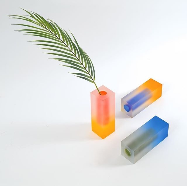 Mellow Vase (collection) HATTER - letsdesigndaily   ello