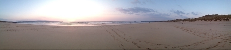 Sunset St Ives Bay - iphone - oceanromeo | ello