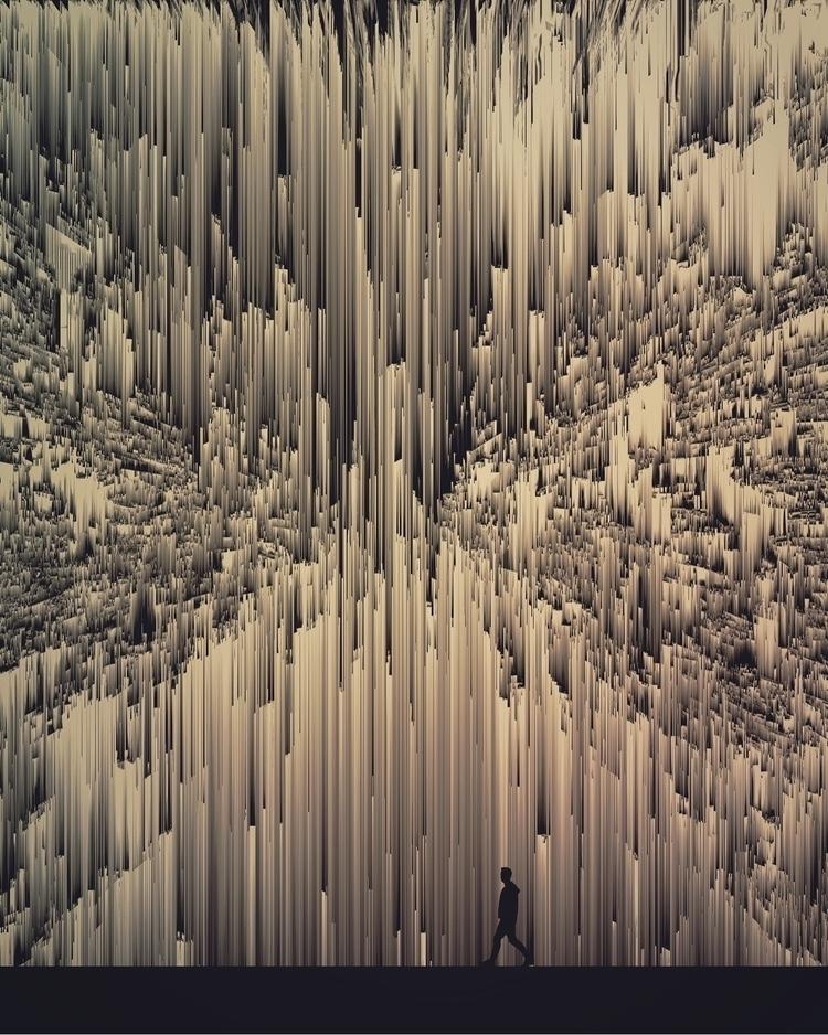 Frozen Music 2 - digital, glitche - mike_n5 | ello