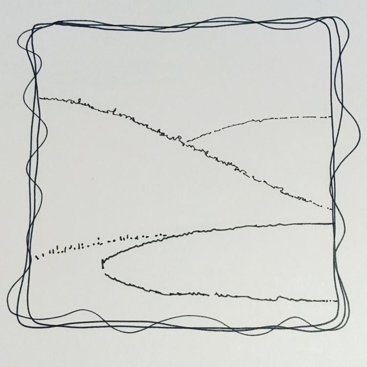 054 - QTStudio, squareaday, drawing - quadrapop | ello