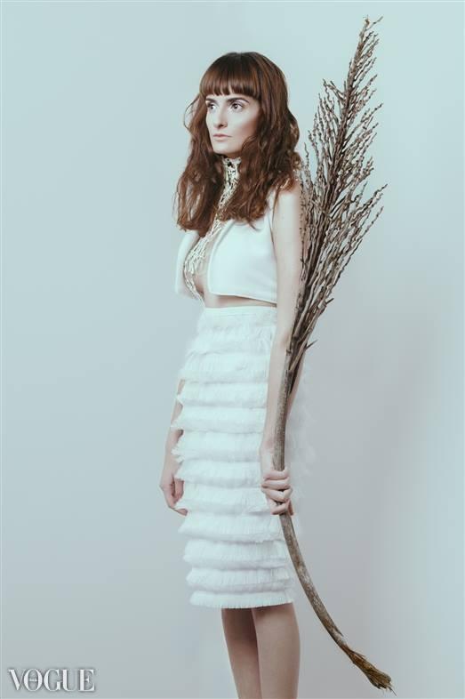 Modelo: Florencia Leis Diseño:  - albertomarti | ello