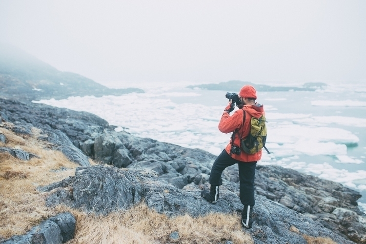 north coast Fogo Island fog thi - jonathonreed   ello