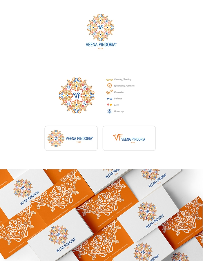 Logo Design yoga studio, based  - mixidot | ello
