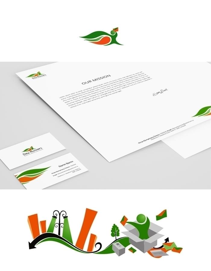 Branding Stationary design cour - mixidot | ello