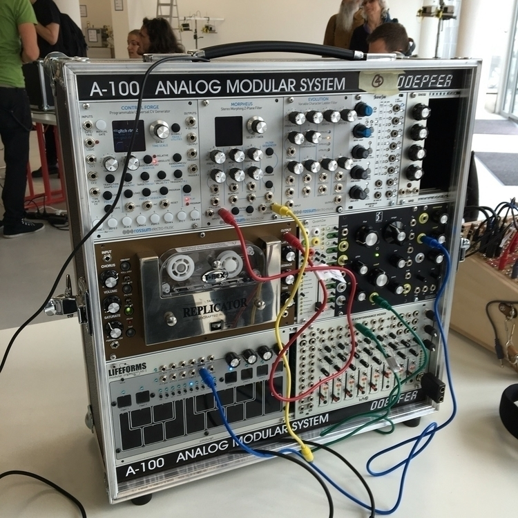 modular festival zurich - endtitlesmusic - endtitles | ello
