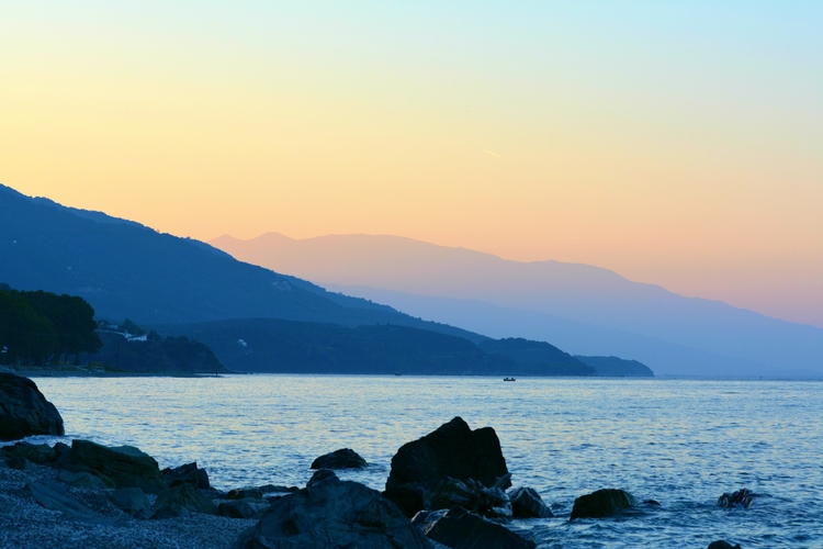 Sunset mania - photography, nature - mairoularissa | ello