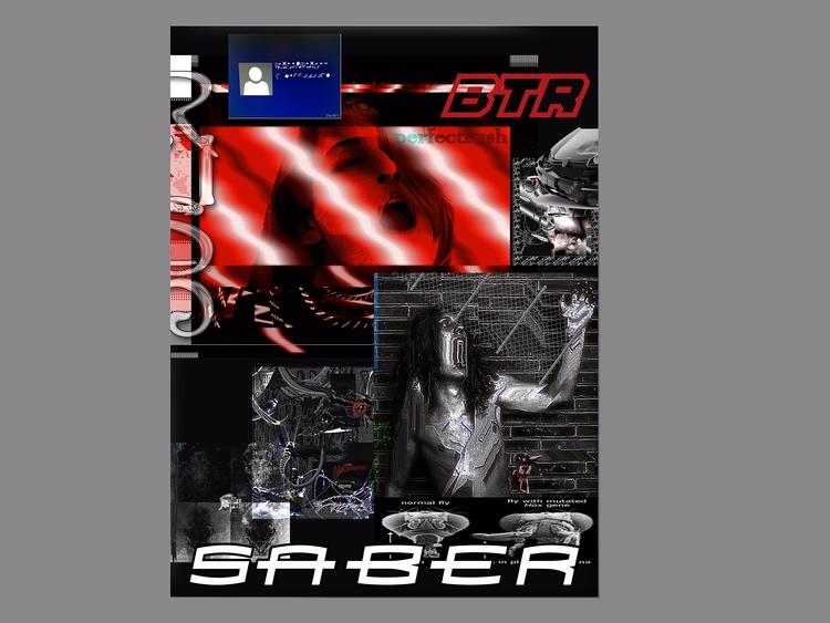 SABER - vff2017, donelektro, badgraphicdesign - donelektro | ello
