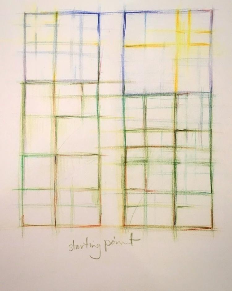 072 - QTStudio, squareaday, drawing - quadrapop | ello