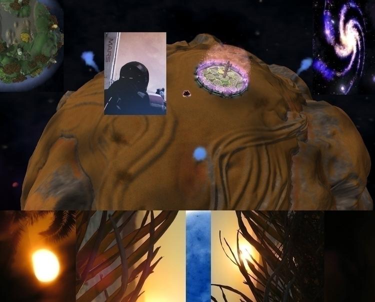 Days Future Dead Space Earth581 - willmoller | ello