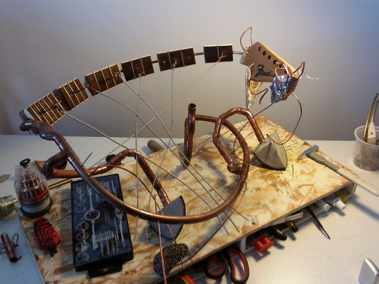 wildheart, steampunk, lamp, design - chipamarie | ello