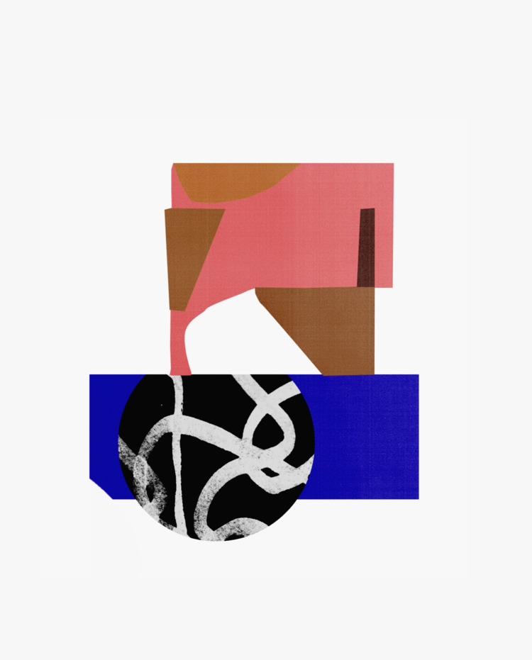 2017 - elloabstract, design, collage - nealgallagher | ello