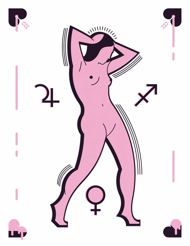 Ruled Jupiter - illustration, poster - juliangese | ello