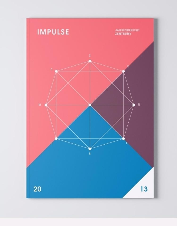 «impulse» – Annual-Cover A4 201 - id-k | ello