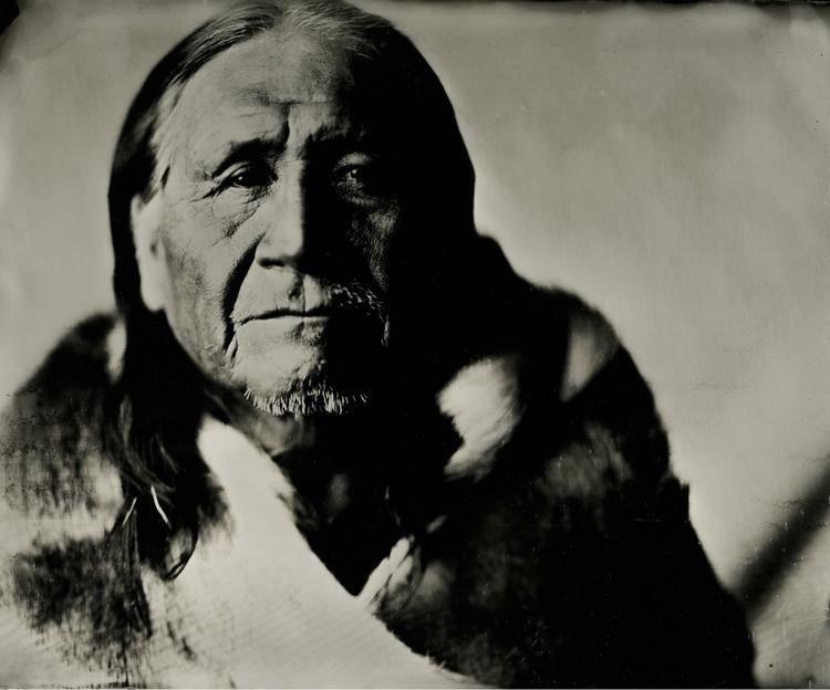 Waylon Black Crow, Sr., Kettle - balkowitsch | ello