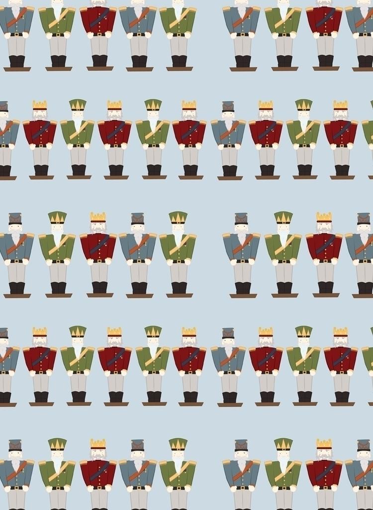 nutcracker based pattern design - svaeth | ello