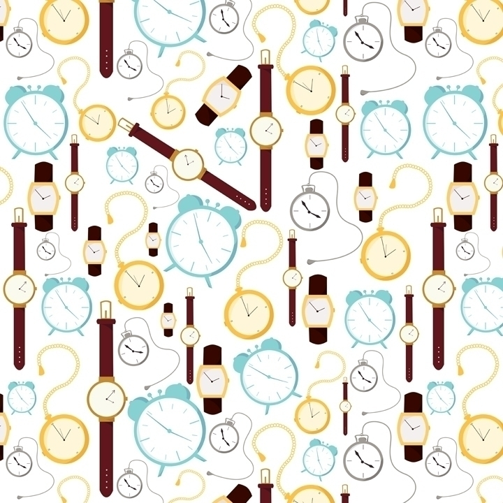 clocks time piece pattern desig - svaeth | ello