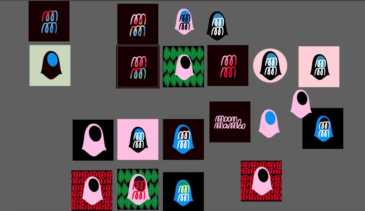 moonmambo commissions, represen - moonmambo | ello
