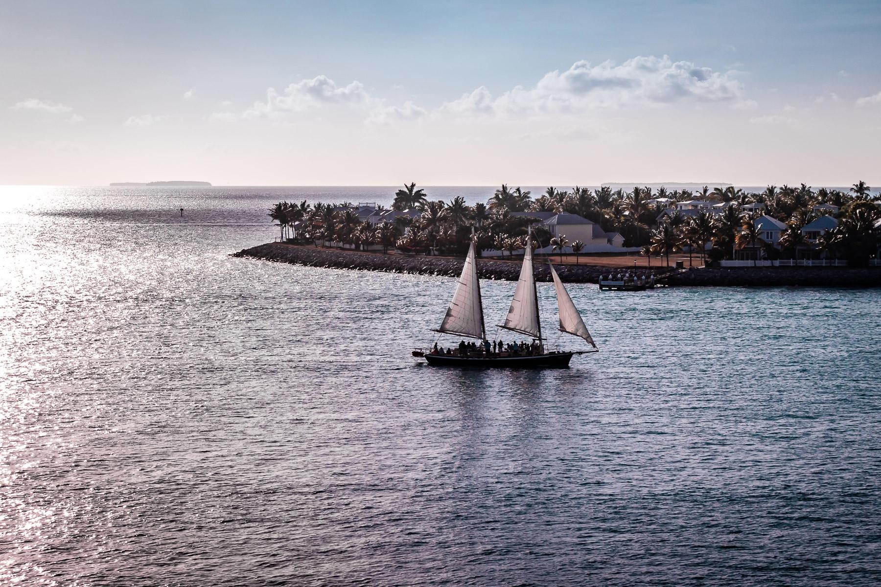 Sails sailboat sails harbor Key - mattgharvey | ello