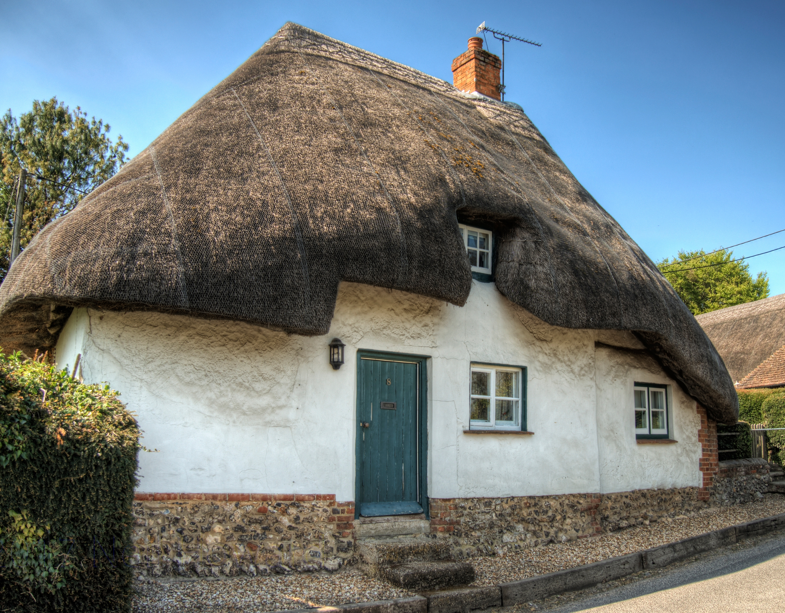 Thatched Cottage - cute thatche - neilhoward | ello