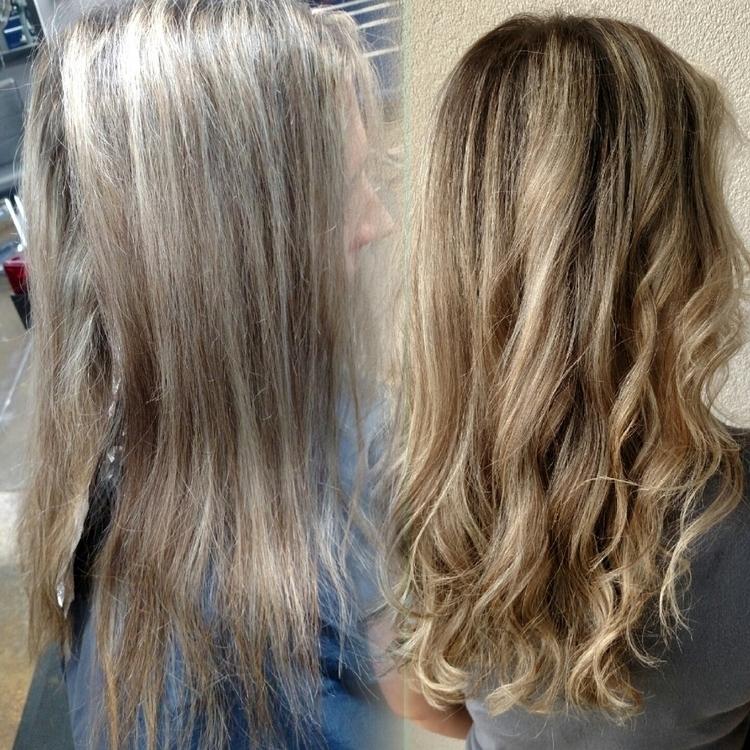 orlandohair, orlandosalon, hairtransformation - hairbykimjt | ello