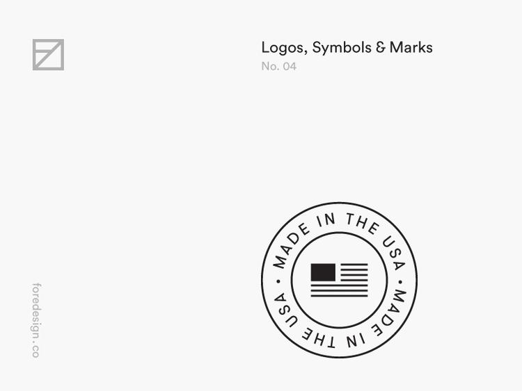 Logos, Symbols Marks: 04 - foredesign | ello