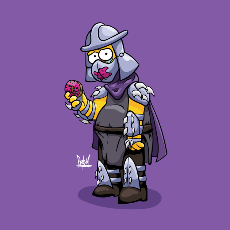 reason Homer Shredder - peabe | ello