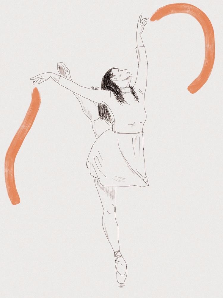 Ballet - nannart | ello