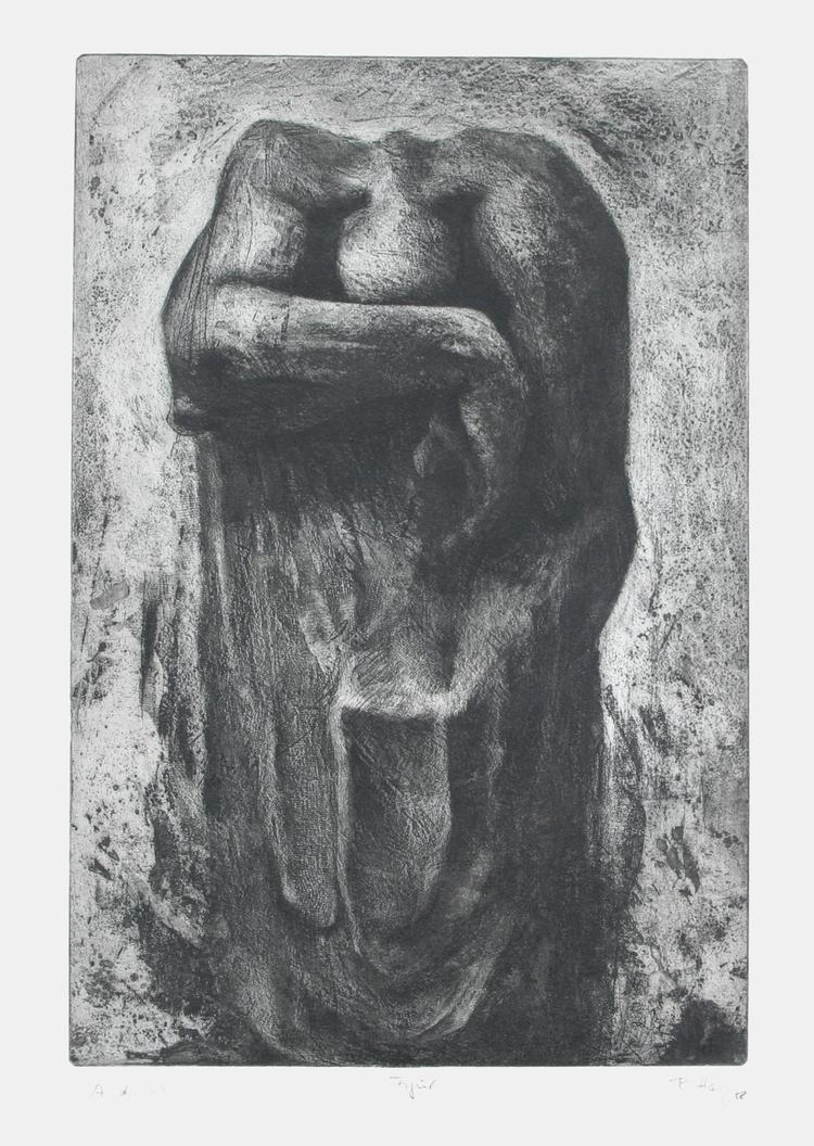 Figur Radierung - reinhard-8034 | ello