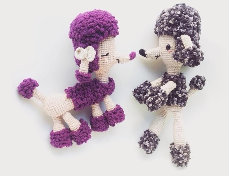 Gigi Pierre - amigurumi, crochet - lossospechosos | ello