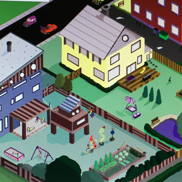 Environment: neighborhood - staciearguello-clements | ello
