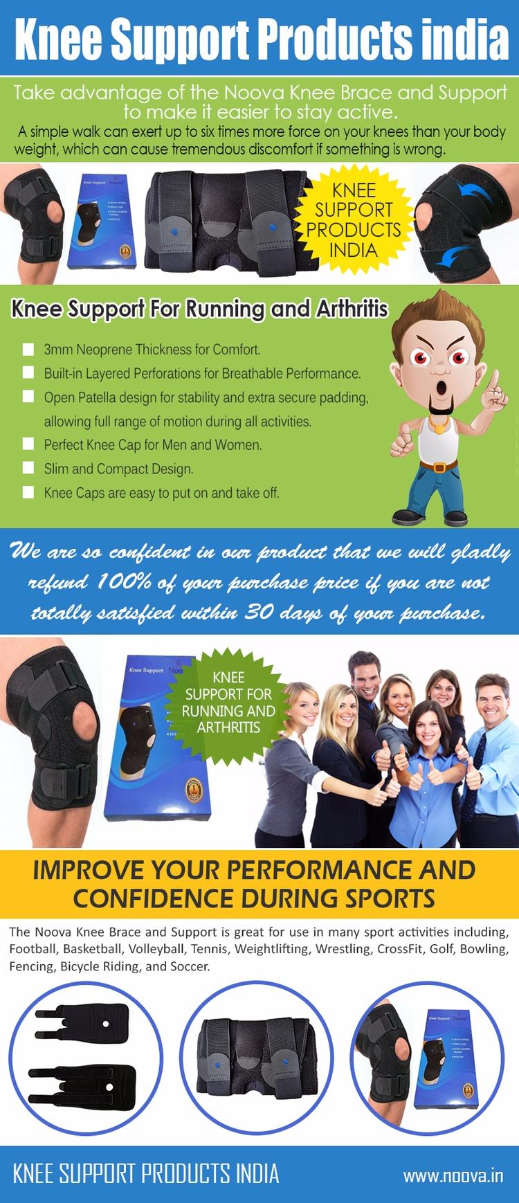 custom fitted Knee Support Prod - kneesupportrunning | ello