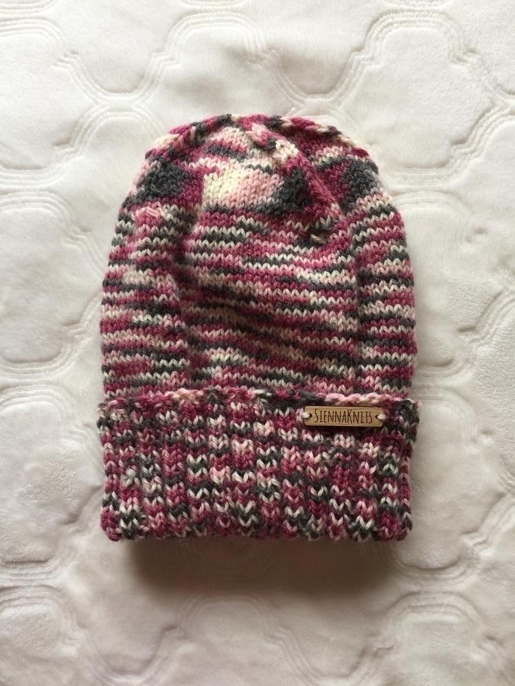 pop colour, 100% wool handmade  - siennaknits | ello