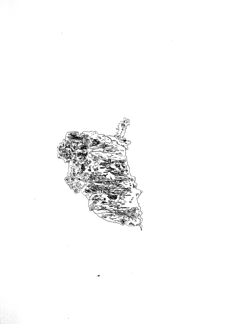 (di nuovo), pencil paper, 2016 - thofmann | ello