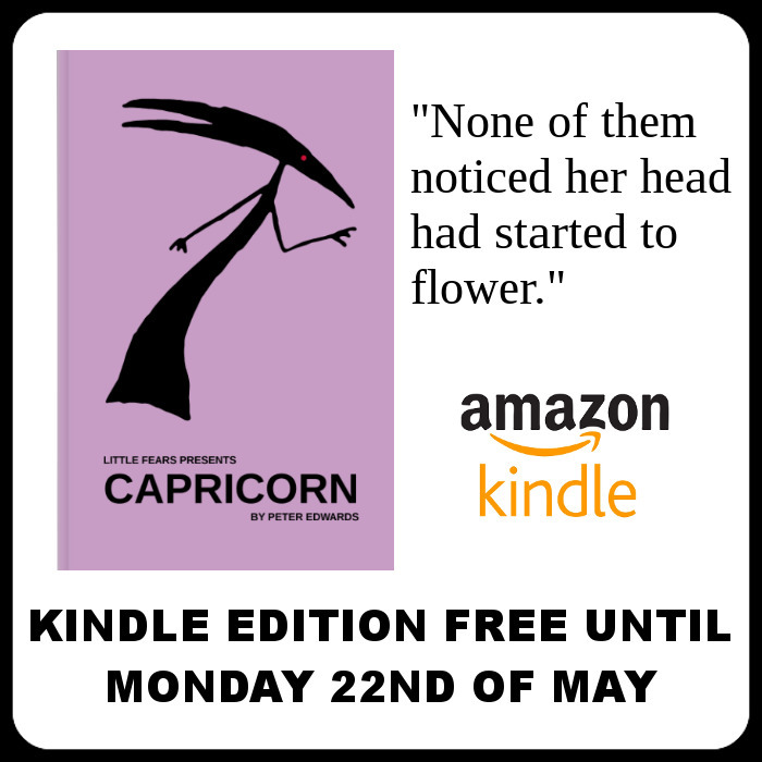 paperback edition January Capri - littlefears | ello