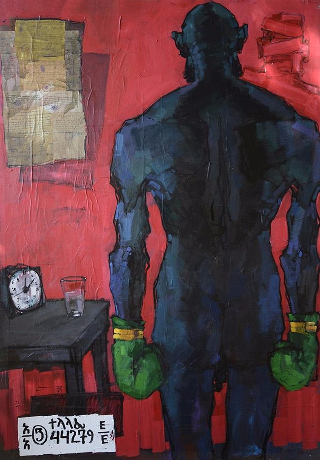 Dawit Abebe BG2001, Background  - blackartmatters | ello