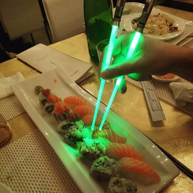 sushi,, farfaraway., starwars - nov3c3nto | ello