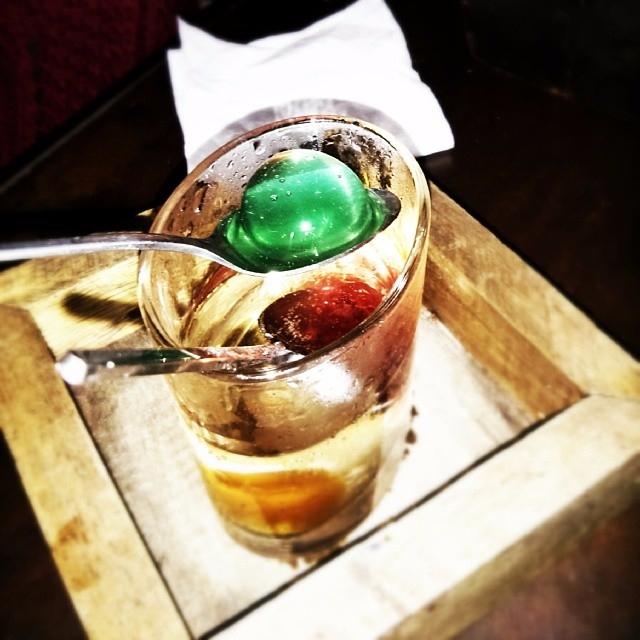 Molecular, Cocktail, Milan - nov3c3nto   ello