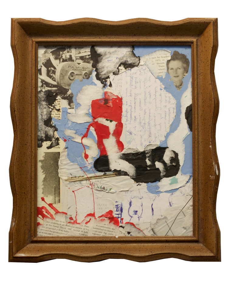 Promise Languor - art, collage, foundtext - jkalamarz | ello