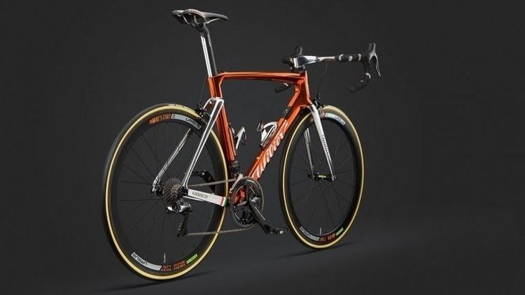 Wilier. metallic copper yellow  - mrjpeg | ello