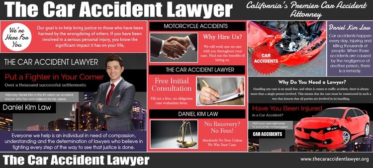 car accidents entail collision  - danielkimlaw | ello