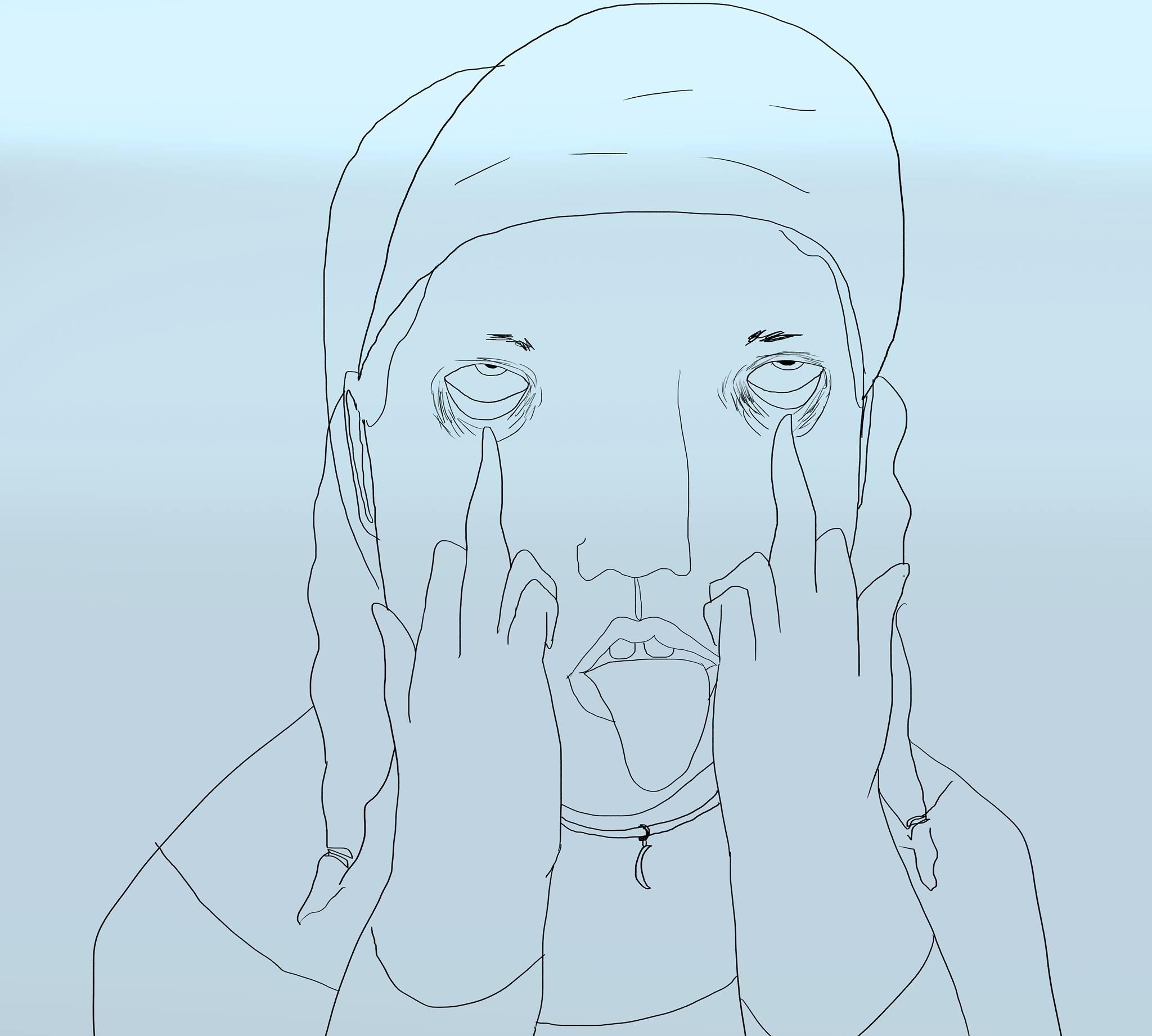 real tired day job - art, illustration - missjaws | ello