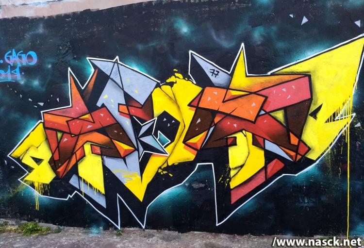 veja meu blog - graffiti,, streetart, - nasck | ello